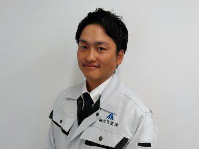 初めまして!志水です(^^)/
