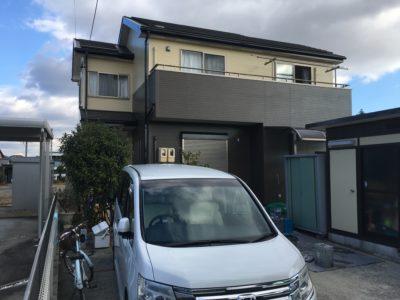 前々前回ブログの四日市支店1周年 第1号お申込のお客様のお家完成!!