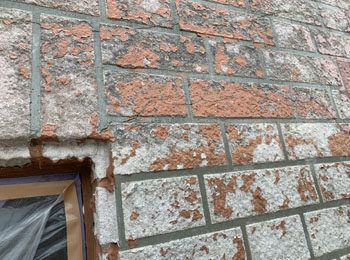 外壁修繕 施工前