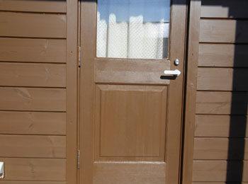 ドア 施工後