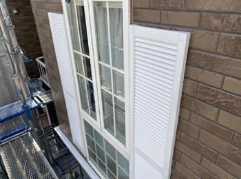 窓飾り 施工後