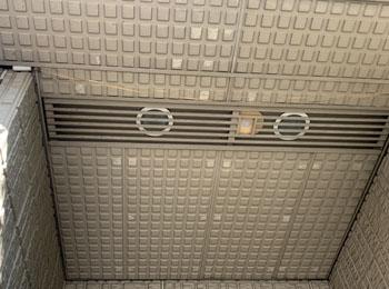 軒天井 施工前